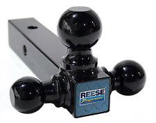 Reese 21512 Three Way Draw Bar-Tri-Ball Ball Mount (New Shelf Pull)