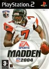 Madden 2004 for Playstation 2 (2004 , PAL)