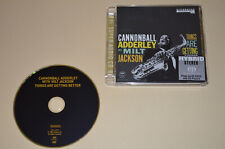 Cannonball Adderley with Milt Jackson - Things Are... / Riverside 2004 SACD Gold