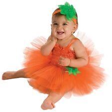 Pumpkin Tutu Costume for Baby Girls Ballerina Halloween Fancy Dress Cute