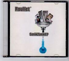 (FA936) Roullet, Sonik Tonik EP - 2003 DJ CD