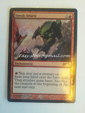 ATTACCO A SORPRESA - SNEAK ATTACK FOIL ENG  - MTG MAGIC
