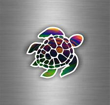 Sticker tuning turtle tribal nautical jdm bomb car vehicle moto wall decal