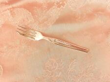 GROSVENOR  GAYE    Sweet Fork   3  PRONG    SILVER PLATE    Vintage
