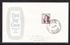 "Australia ""Apo"" Grey/Green 1968 5c Caroline Chisholm First Day Cover - Addressed"