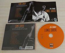 CD ALBUM IN A TRANCE LIONEL LOUEKE 12 TITRES 2005