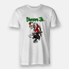 Vintage DINOSAUR JR  Guitarist Black Men Cotton S-234XL T-shirt AAA081