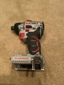 """Porter Cable PCC647 20V 1/4"""" Brushless Impact Driver """"TOOL ONLY"""""""