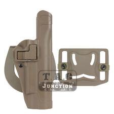 Serpa Level 2 Auto Lock Right Hand Waist Pistol Gun Holster for Colt 1911 M1911