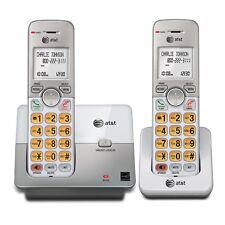 At&T El51203 Dect 6.0 Phone with Caller Id/Call Waiting 2 Cordless Handsets S.