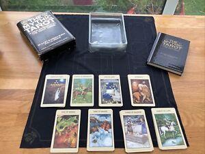Vintage Tarot Cards The Mythic Tarot