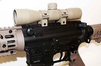 4x32 scope sniper tan for TIPPMANN X7 Paintball Marker, woodsball paintb