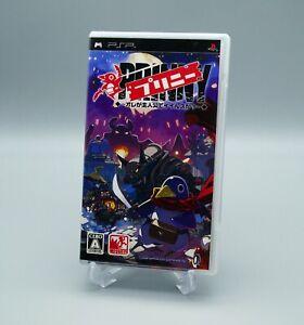 [ PSP ] PRINNY - 2D Side Scrolling Action Platformer - Sony JAPAN - Disgaea