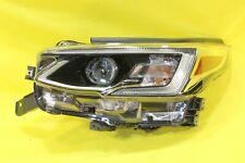 😧 20 2020 Subaru Legacy Outback Left Driver Headlight OEM *1 TAB DAMAGED*