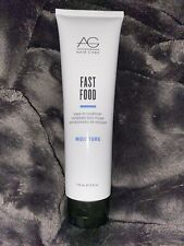 NEW AG Hair Care Moisture Fast Food Leave on Conditioner 6 oz.