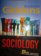 SOCIOLOGY by Anthony Giddens (Paperback)