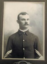 SOLDIER - Spanish American War - PHOTOGRAPH - PORTRAIT - listing # 41