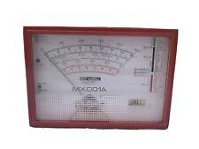 MULTIMETRE ITT METRIX MX001A