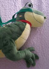 Green Lizard Children's Halloween Costume, Size 3T to 4T