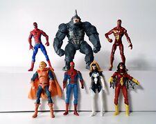 "Marvel Universe 3.75"" Lot of 7 Spider-Man Villains Action Figure Hasbro"