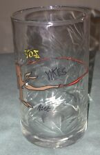 Vintage 1981 Arby'S Bc Ice Age Collector Series Character Glass Tumbler Anteater