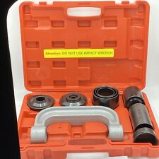 Universal Ball Joint Service Kit 2WD 4WD Vehicles Remover Install Tool with 4-Wh