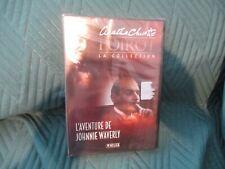 "DVD NEUF ""HERCULE POIROT, LA COLLECTION VOL 43 : L'AVENTURE DE JOHNNIE WAVERLY"""