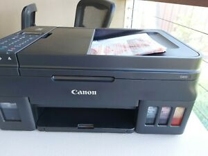 Canon PIXMA Endurance G4610 Multifunction Wireless Refillable Ink Tank Printer