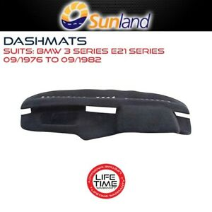 Sunland Dashmat Fits BMW 3 Series 09/76-09/82 All 318I 320I 323I w/ Chassis E21