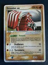 GROUDON ex - Card pokemon - Promo Black Star 038 - Holo - WOTC