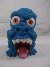 VINTAGE 1984 THE REAL GHOSTBUSTERS BLUE MONSTER STACKABLE GHOST COMPLETE H2