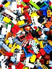 Lego Small Tiny Bricks Plates Fine Detail Random Mix Spares - 100 pieces bulk