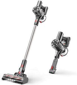 22Kpa Suction Cordless Vacuum Cleaner 200W Stick handheld 4 Pet Hair Car Carpet