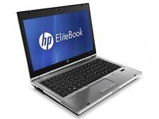 HP Elitebook 8460p Core i7-2620M @2,70GHz 4GB 320GB DVDRW Akku neu Win10 B-WARE