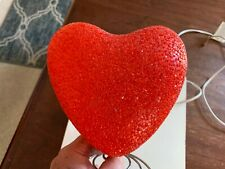 Red Heart Shaped light for Home Decoration
