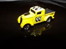 MOONEYES 2002- 60'S WILLYS PICKUP TRUCK WITH CHROME MAG WHEELS &  RUBBER TIRES!