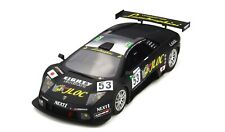 GT Spirit 1:18 LAMBORGHINI MURCIELAGO R-GT # 53 LE MANS 2007 BLACK Neu & OVP