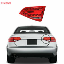 Inner Right Tail light Brake Light LED Fit For AUDI A4 S4 08-12 Sedan