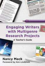 Language and Literacy: Engaging Writers with Multigenre Research Projects by...