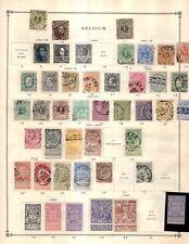 Belgium Collection from Nice Scott International  Album