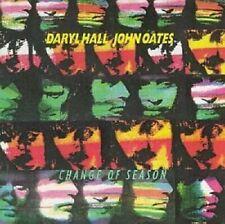 Change of Season by Daryl Hall & John Oates (CD, Oct-1990, Arista)