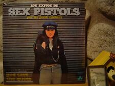 LOS PUNK ROCKERS Los Exitos De Sex Pistols LP/'78 Spain/INSANE EXPLOITO-PUNK/kbd