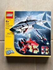 Lego Deep Sea Predators (4506) Brand New Factory Sealed
