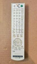 Genuine Sony Rmt-V501F Dvd/Vcr Combo Player Remote Control
