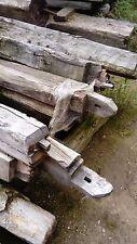 Reclaimed Oak Hardwood beams - per foot