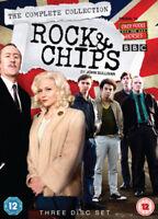 Rock and Chips: Collection DVD (2011) Nicholas Lyndhurst, Humphreys (DIR) cert