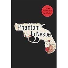 Phantom Bk. 9 by Jo Nesbø (2012, Hardcover) Great Book