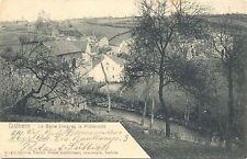 Belgien, Dalhem, Feldpost 1915