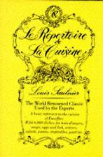 Le Repertoire de la Cuisine by L. Saulnier (Hardback, 1960)