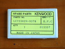 NOS Kenwood LC72362N-9378 single chip PLL microcontroller